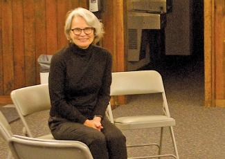 Anne Koenig hosts a grief support group during the holiday season at the Episcopal Church of the Incarnation. The next session will be at 4 p.m. on Thursday, Dec. 5.