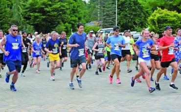 The Twilight 5k and 10k is tentatively scheduled for Saturday, Aug. 15.
