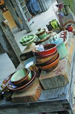 The Bascom will host a pottery show and sale Friday and Saturday, July 24-25.