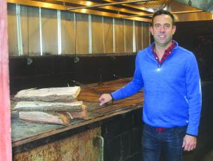 Bryan Lewis is the new owner of Highlands Smokehouse.
