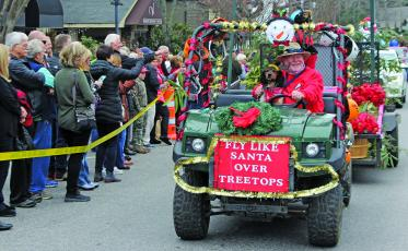 The Highlands Christmas parade, originally scheduled for Saturday, Dec. 5, has been cancelled due to COVID-19 concerns.