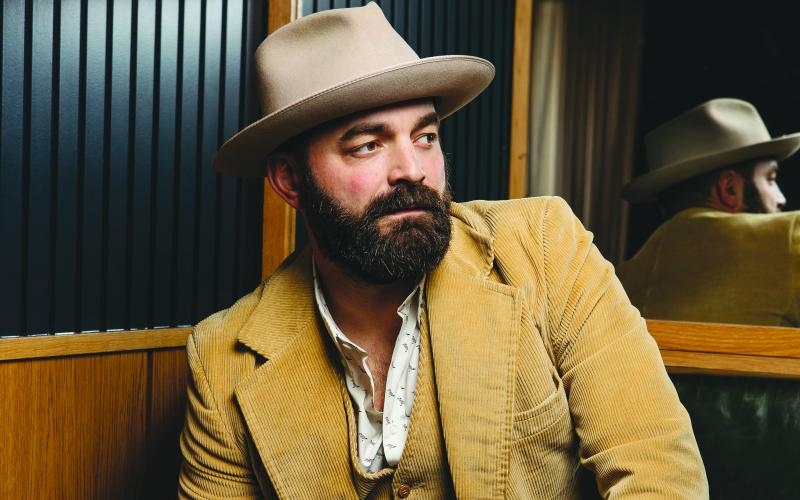 Drew Holcomb and The Neighbors will headline the first ever spring music festival in Highlands.